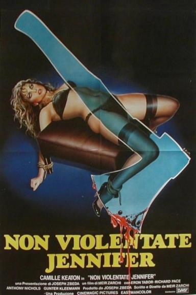 Poster Non violentate Jennifer