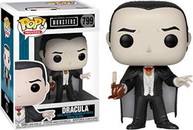 Funko- Dracula Figura da Collezione, Multicolore, 41383