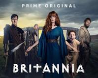 Britannia TV Series - Poster cm. 30 X 40