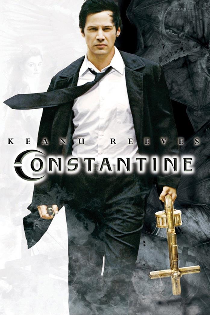 La copertina di Constantine
