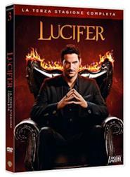 Lucifer Stagione 3  (5 DVD)