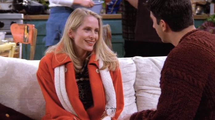 Carol Willick in una scena di Friends