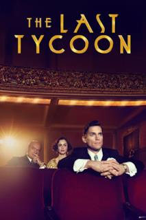 Poster L'ultimo Tycoon