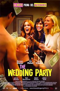 Poster The Wedding Party