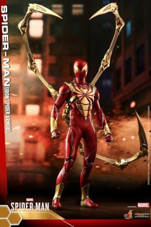 Iron Spider in una foto promozionale