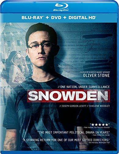 Snowden (2 Blu-Ray) [Edizione: Stati Uniti]