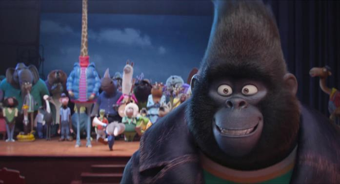 Johnny il gorilla
