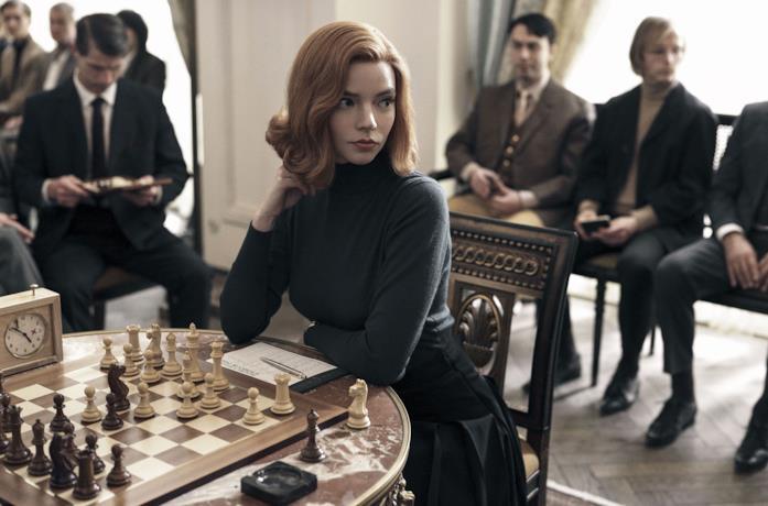 La miniserie Netflix La regina degli scacchi
