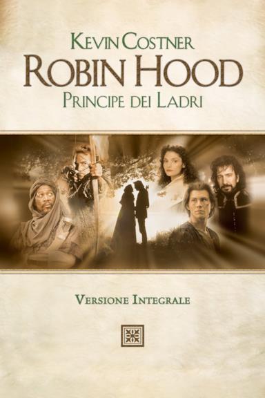 Poster Robin Hood - Principe dei ladri