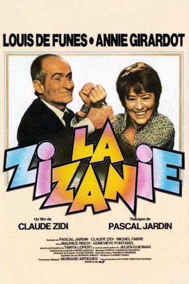 Poster La Zizanie