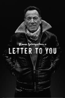 Poster Bruce Springsteen's Letter to You