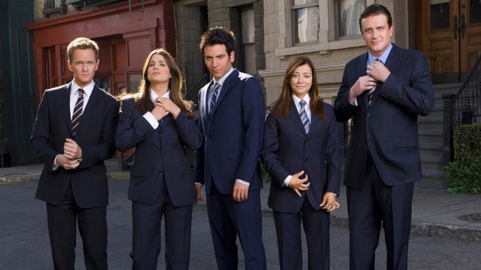 Un celebre numero musicale in uno degli episodi della serie