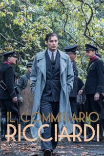Poster Il Commissario Ricciardi