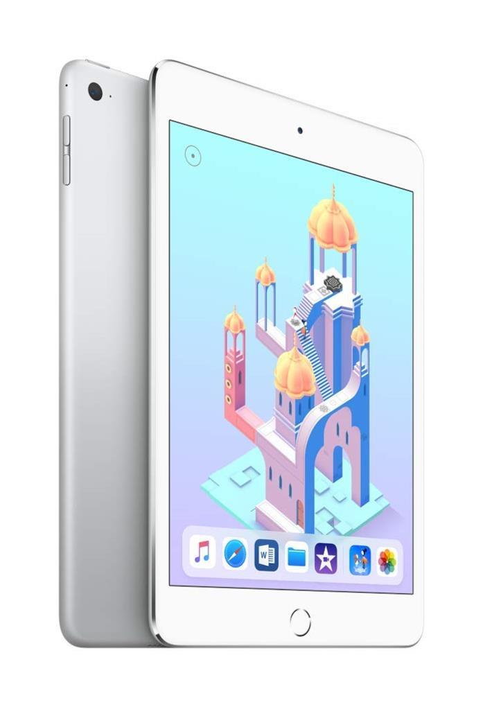 Immagine stampa di iPad Mini 4 di Apple