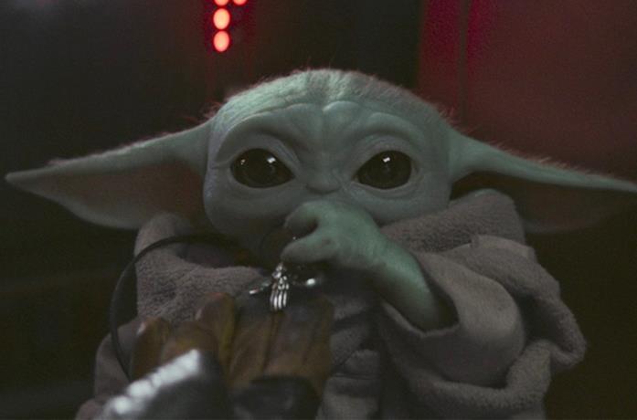 Baby Yoda porta Disney+ ad essere l'app con più download in USA