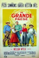 Poster Il grande paese