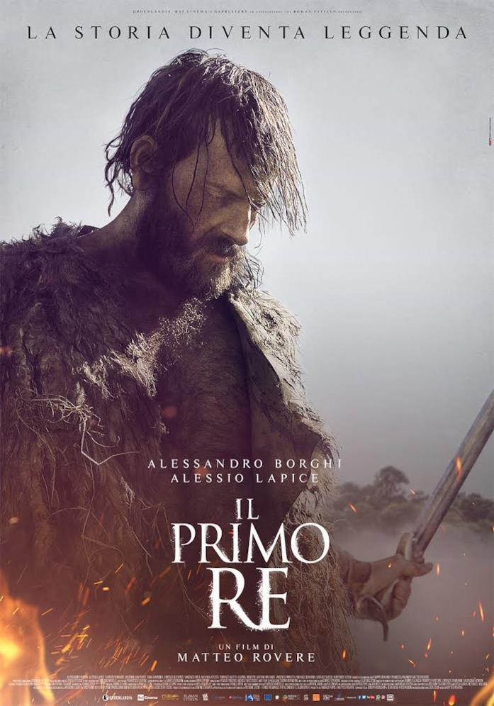 Il poster de Il primo re
