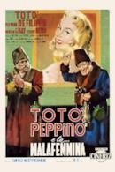 Poster Totò, Peppino e la... malafemmina