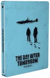 The Day After Tomorrow (Blu-Ray) (Steelbook Esclusiva Amazon)