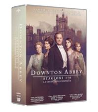 Downton Abbey Gold Edition: Collezione Completa Stagioni 1-6 (Box Set) (24 DVD)