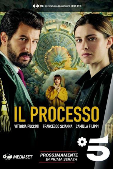 Poster Il processo
