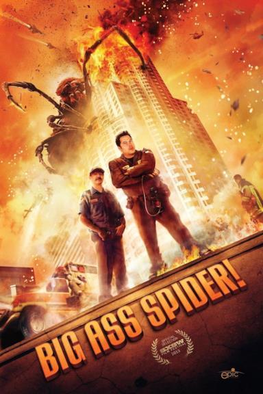 Poster Big Ass Spider!