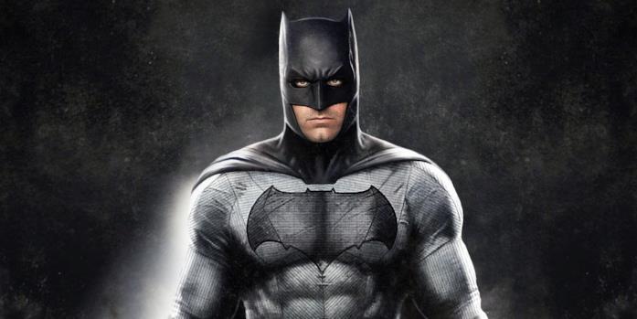 Ben Affleck in versione Batman