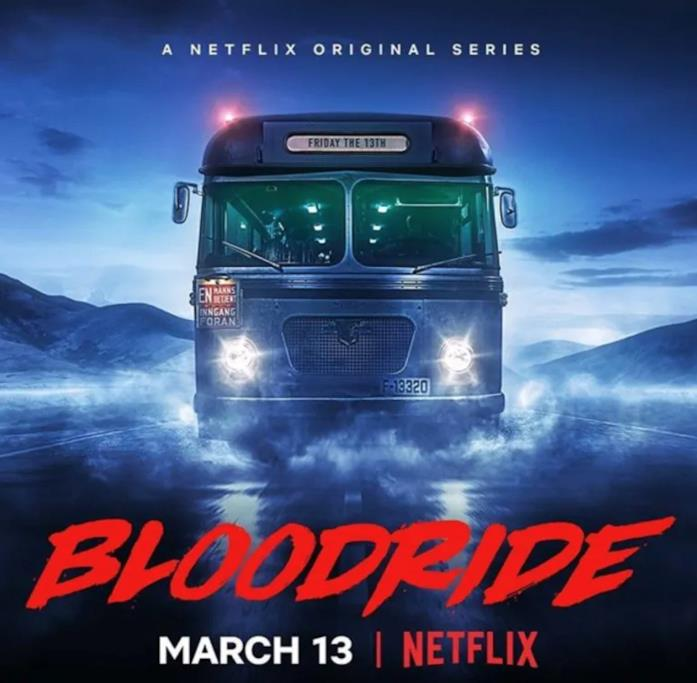 Bloodride - serie TV horror