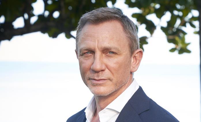 Daniel Craig al photocall di No Time to Die