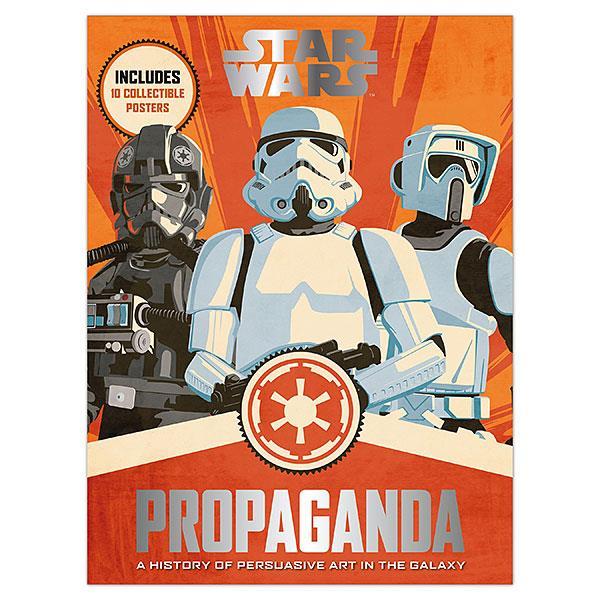 Copertina con stormtrooper di Star Wars Propaganda