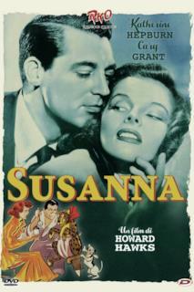 Poster Susanna!