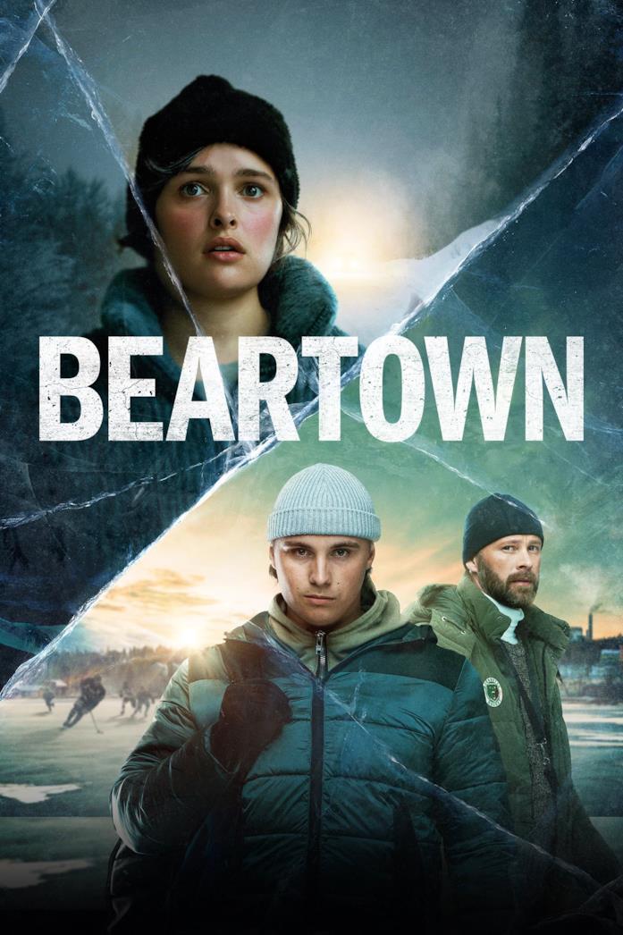 La locandina di Beartown