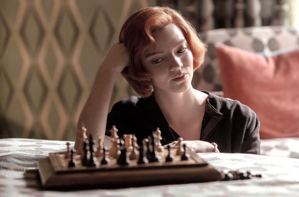 Anya Taylor-Joy è la regina degli scacchi