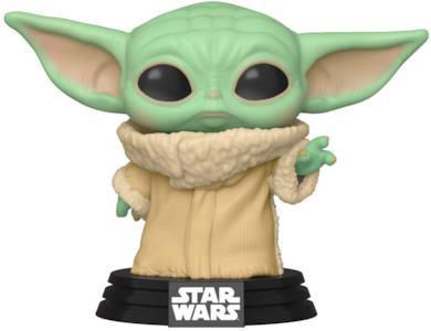 L'action da collezione di Baby Yoda