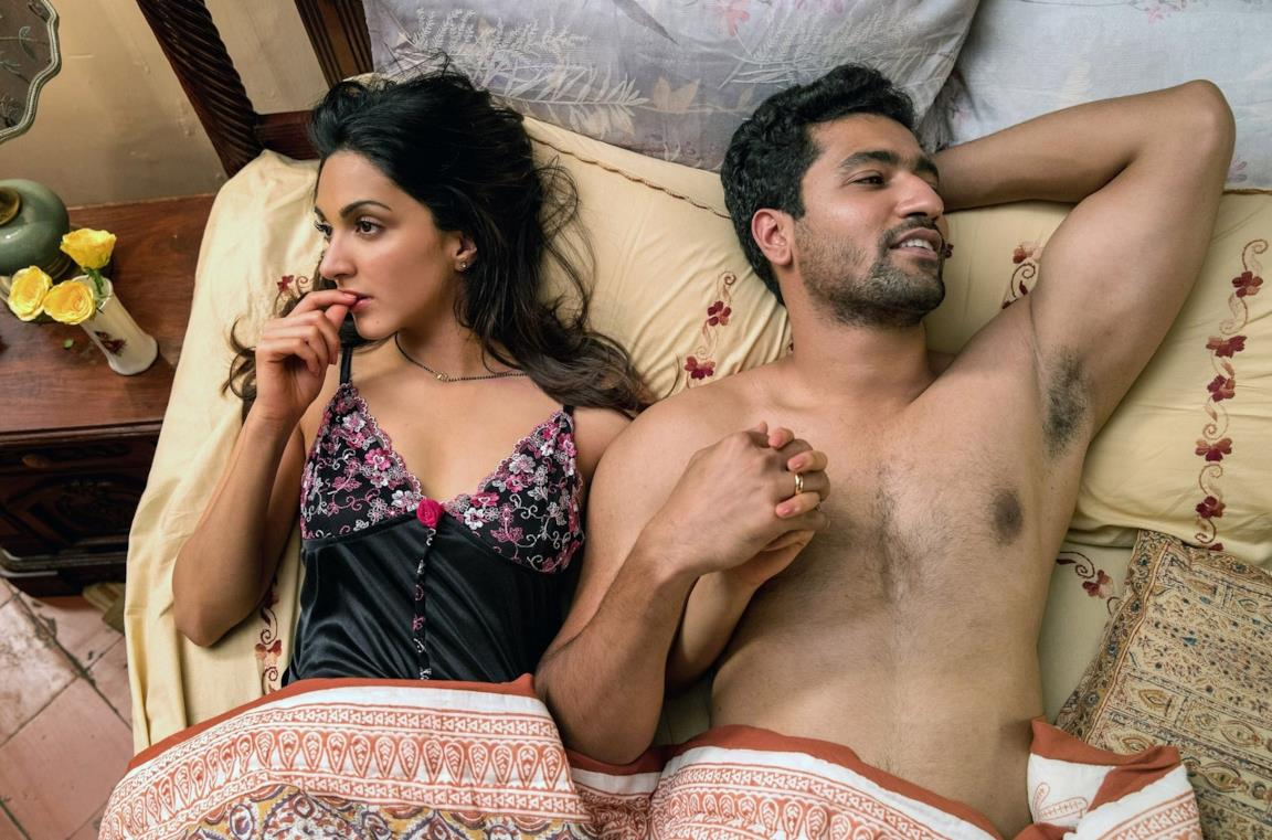 Una scena del film a episodi indiano Lust Stories