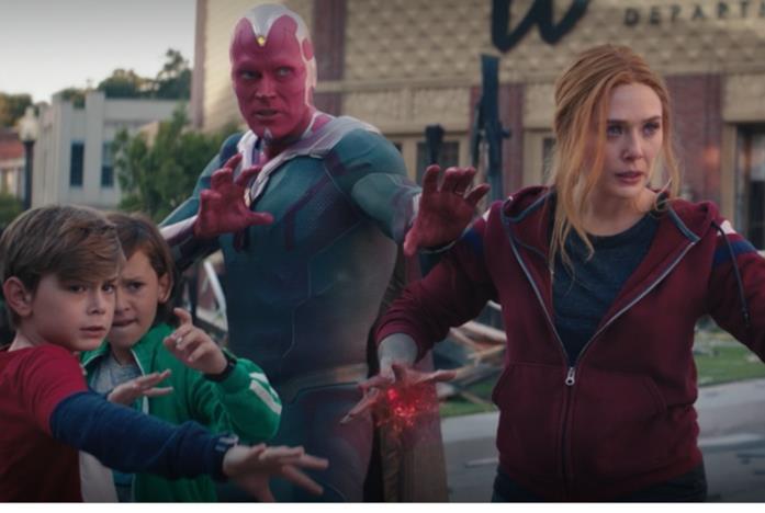 Wanda e la sua famiglia