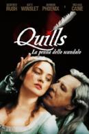 Poster Quills - La penna dello scandalo