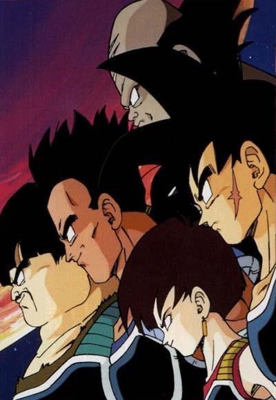 Dragon Ball storia di Bardack
