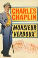 Poster Monsieur Verdoux