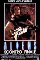 Poster Aliens - Scontro Finale