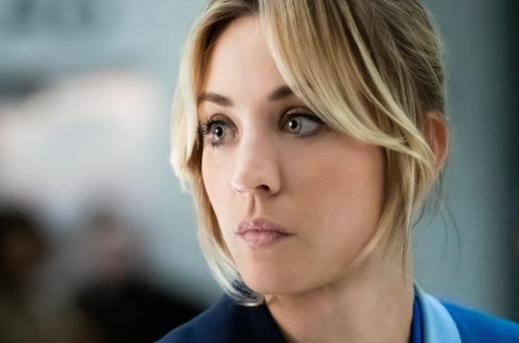 Kaley Cuoco protagonista di The FLight Attendant