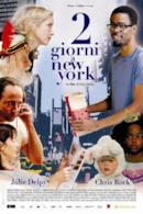 Poster 2 giorni a New York