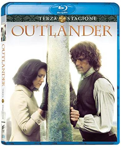 Cofanetto Blu-ray di Outlander - Stagione 3