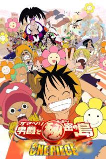 Poster One Piece: L'isola segreta del barone Omatsuri
