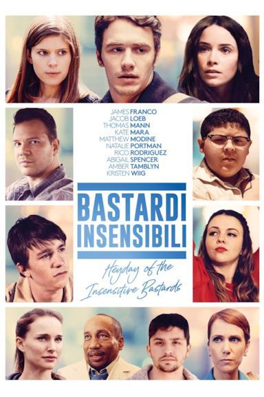 Poster Bastardi insensibili