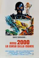 Poster Anno 2000 - La corsa della morte