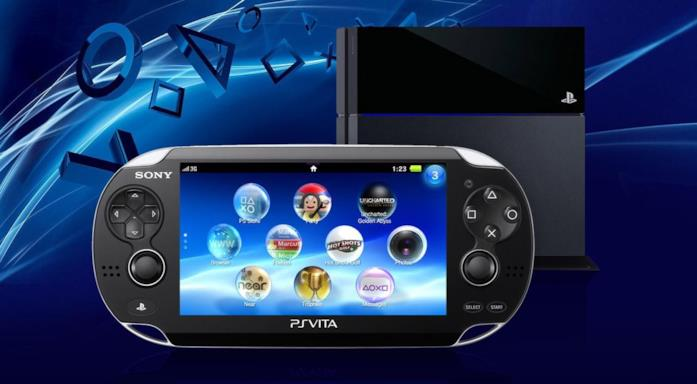 PlayStation Vita e PlayStation 4