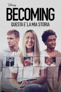 Poster Becoming - Questa è la mia storia