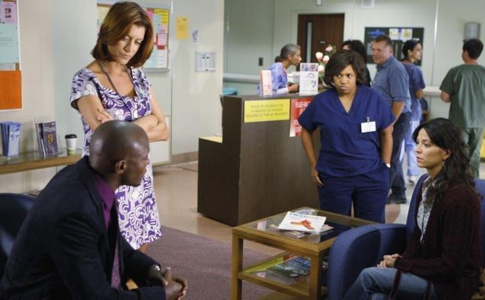 Un altro crossover tra la sesta stagione di Grey's Anatomy e la terza di Private Practice