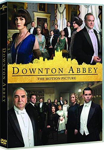 Downton Abbey: Il film  ( DVD)